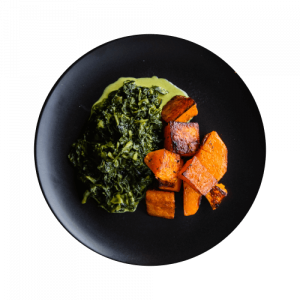 Spinach & Butternut