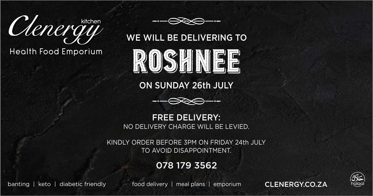 Clenergy Delivery To Roshnee 2