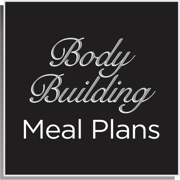 Healthy Meal Plans Body Building
