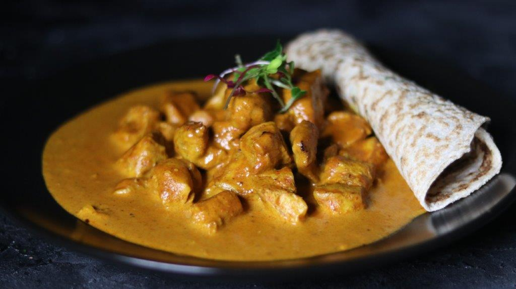 Butter Chicken for Insta
