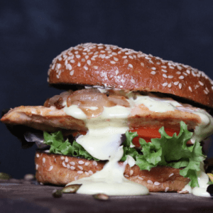 Clenergy Chicken Burger